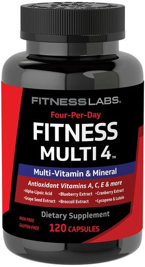 Fitness Multi 4, 120 Caps
