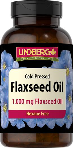 Flaxseed Oil, 180 Softgels