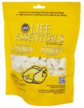 Pitéus de galinha liofilizados para cães e gatos, 2 oz (57 g) Saco
