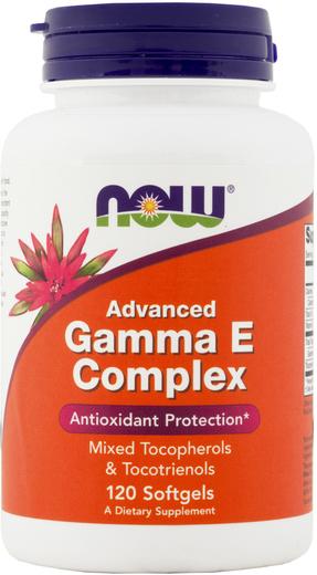Advanced Gamma E Complex 120 Softgels