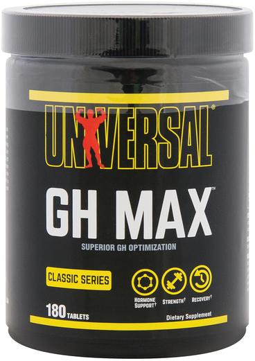 GH Max, 180 Tabs
