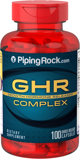 GHR Growth Hormone Releaser Supplement 100 Capsules