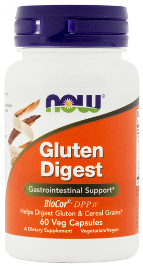 Gluten Digestive Enzyme 60 Capsules