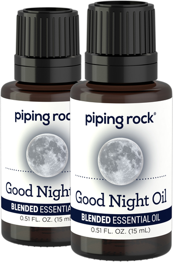 Good Night etherische olie 1/2 fl oz (15 mL) Druppelfles