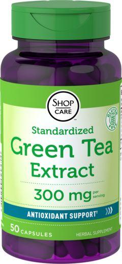Extracto de té verde 50 Cápsulas