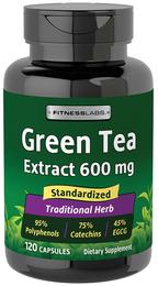 Wyciąg z zielonej herbaty 120 Kapsułki