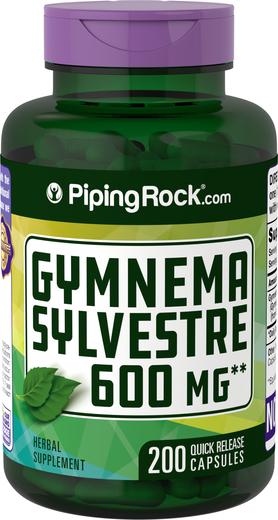 Gymnema Sylvestre 600 mg 200 Capsules