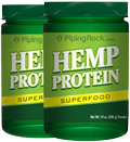 Hemp Protein Powder 2 Bottles x 14 oz (397 g)