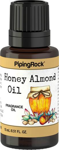 Honey Almond Fragrance Oil 1/2 oz (15 ml)