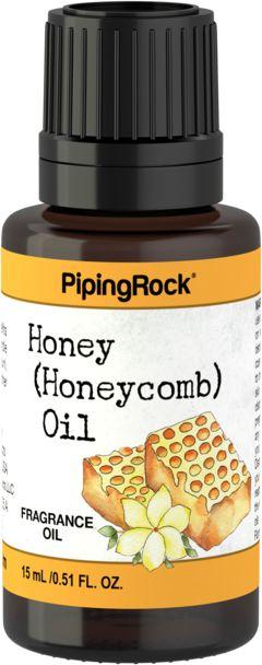 Honey (Honeycomb) Fragrance Oil 1/2 oz (15 ml) Dropper Bottle
