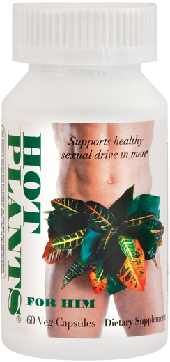 Hot Plants for Him