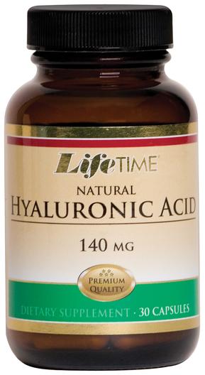 Hyaluronic Acid 140 mg, 30 Caps