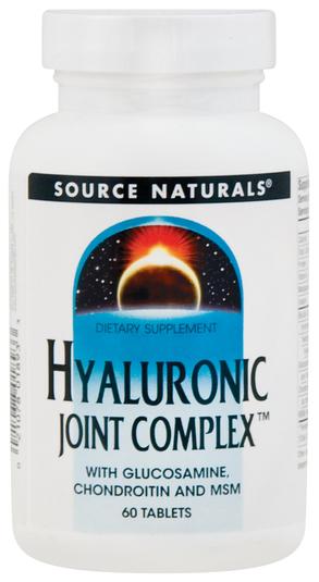 Kompleks kwasu hialuronowego na stawy 60 Tabletki
