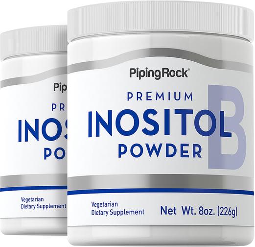 Naturalny inozytol w proszku 8 oz (226 g) Proszek