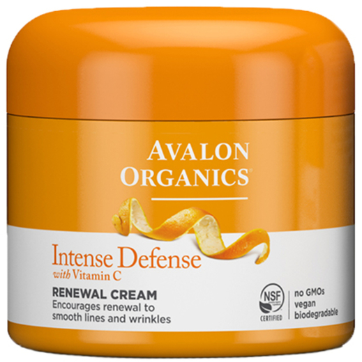 Intense Defense Renewal Cream with Vitamin C