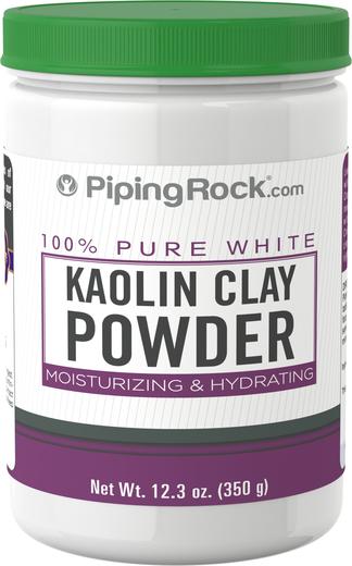 カオリン(ホワイト)クレイ 12.3 oz (350 g) ボトル