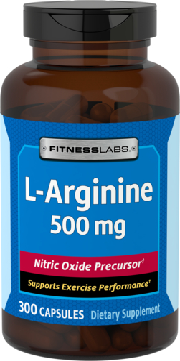 L-arginina 300 Kapsułki