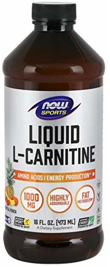 L-carnitina  16 oz (473 mL) Frasco