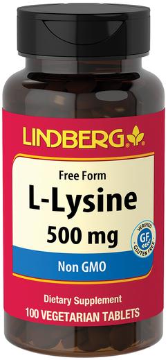 L-lizyna 100 Tabletki wegetariańskie