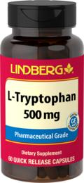 L-tryptofan  60 Kapsułki o szybkim uwalnianiu