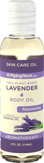 Lawendowy olejek do ciała 4 fl oz (118 mL) Butelka