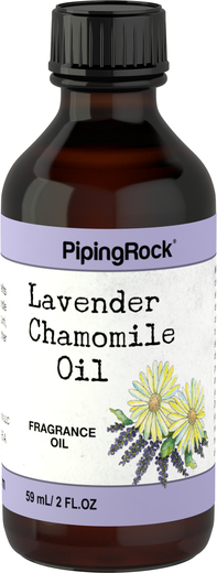 Lavender Chamomile Fragrance Oil 2 fl oz (59 mL) Bottle