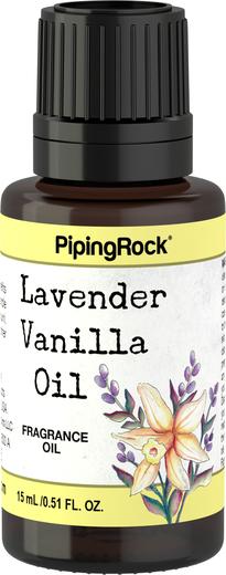 Lawendowo-waniliowy olejek eteryczny (wersja Bath & Body Works) 1/2 fl oz (15 mL) Butelka z zakraplaczem