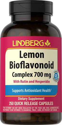 Lemon Bioflavonoid Complex, 250 Caps