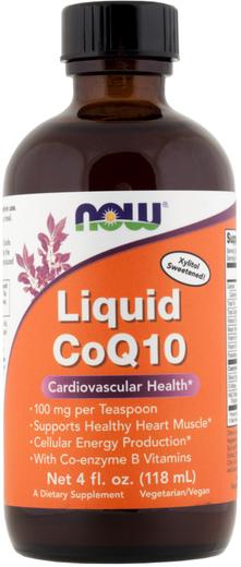 Liquid CoQ10 (Orange), 4 fl oz
