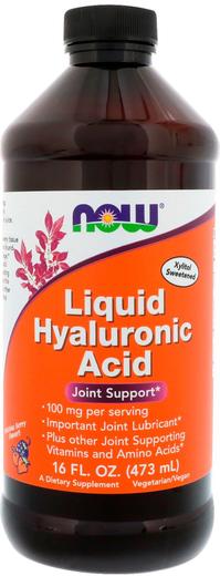 Acide hyaluronique liquide 16 fl oz (473 mL) Bouteille