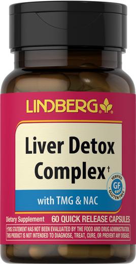 Liver Detox, 60 Caps