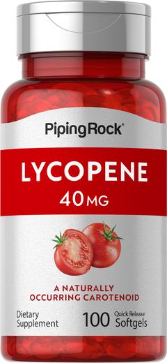 Lycopene 40mg 100 Softgels