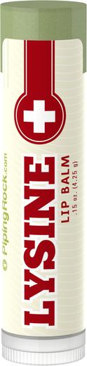 Bálsamo de labios con lisina 0.15 oz (4 g) Tubo