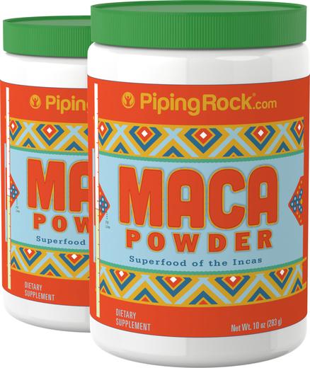 Maca Powder Inca Superfood  3 Bottles x 10 oz (283 g)