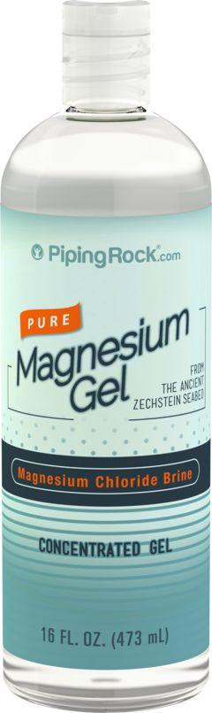 Magnesium bodygel 16 fl oz (473 mL) Fles