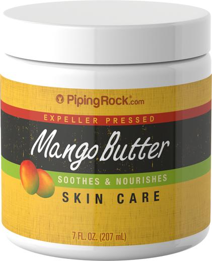 Manteiga de manga, 7 fl oz (207 mL) Boião