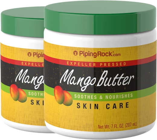 Mango Butter 2 Jars x 7 fl oz