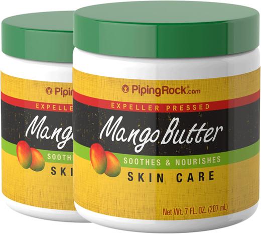 Masło mangowe 7 fl oz (207 mL) Słoik