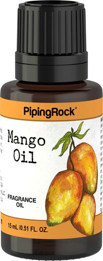 マンゴー フレグランス オイル 1/2 fl oz (15 mL) スポイト ボトル
