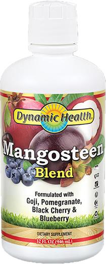 Sok z mangostanu właściwego 32 fl oz (946 mL) Butelka