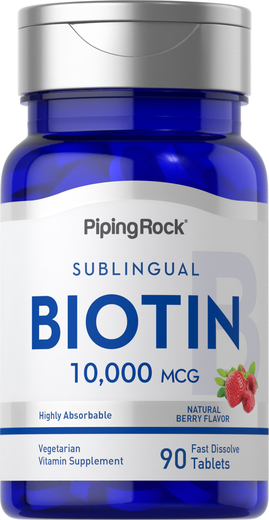 Biotine Max 90 Comprimés à dissolution rapide