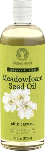 Óleo de sementes de limnanto, 16 fl oz (473 mL) Frasco