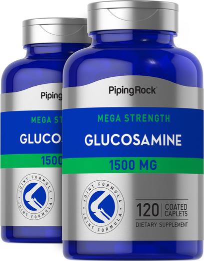 เมกา กลูโคซามีน  120 แคปเล็ทเคลือบ
