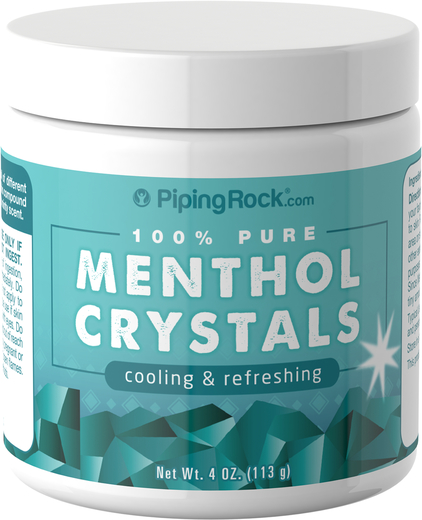 Kristal Mentol 4 oz (113 g) Botol