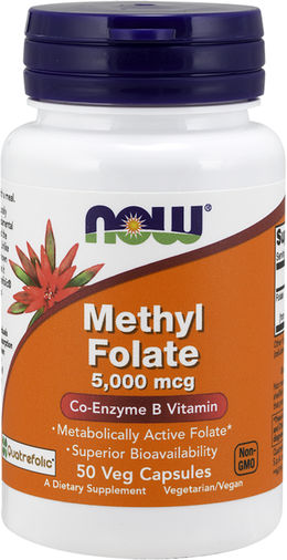 Methyl Folate  50 Kapsul Vegetarian