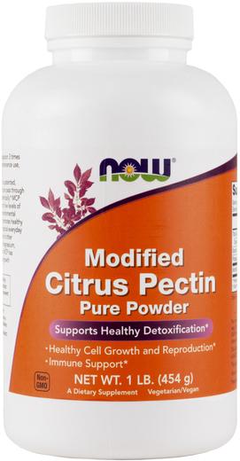Pectina cítrica modificada em pó 454 g (1 lbs) Frasco