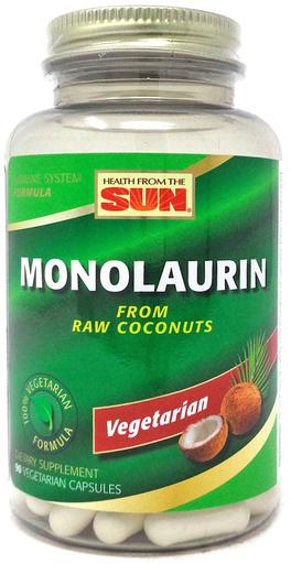 Monolaurín  90 Cápsulas vegetarianas