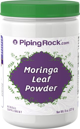 Buy Organic Moringa Leaf Powder 8 oz (227 g)