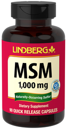 MSM (metylosulfonylometan) 90 Kapsułki