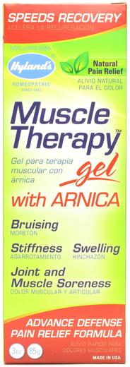 Gel com Arnica Terapia Muscular, 3 oz Gel